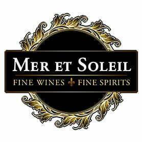 Mer et Soleil  Fine Wines and Fine Spirits logo